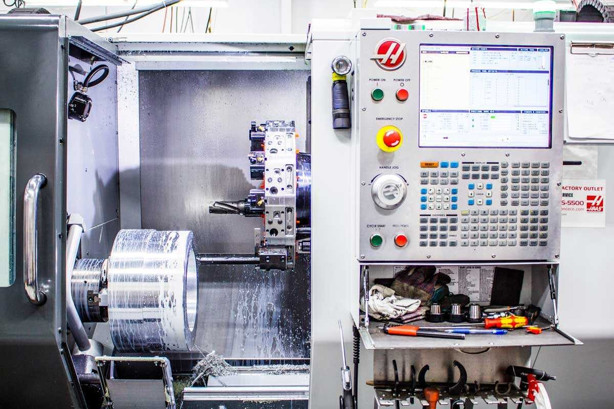 Capabilities CNC Turning