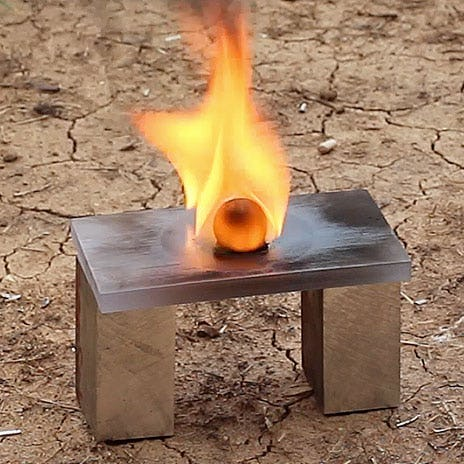 PolyJet is not flame retardant and will catch fire