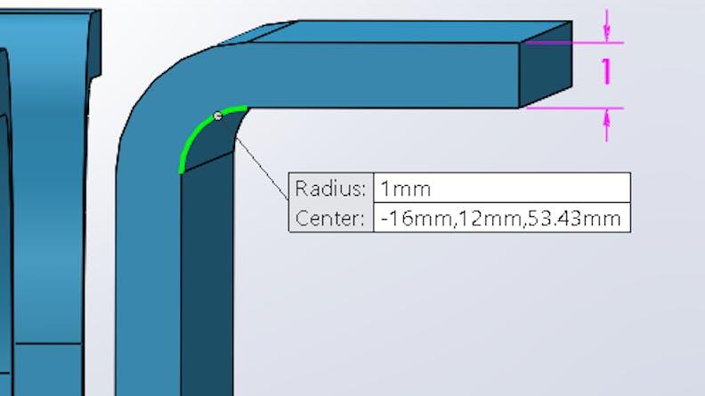 Bend Radius