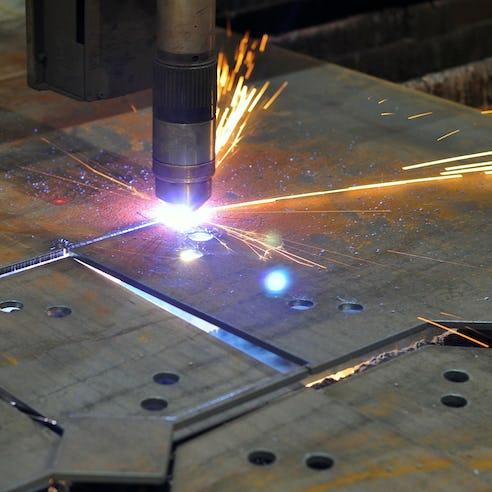 Plasma cutting parts