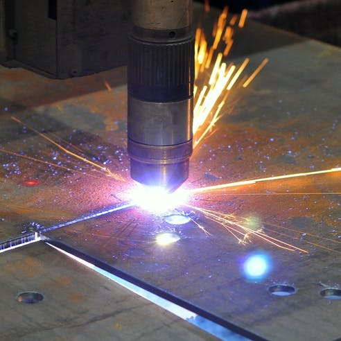 Plasma cutting parts