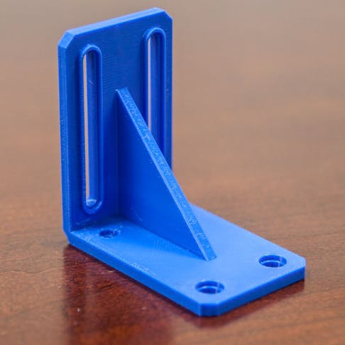 3D printed strong bracket FDM 3D printing services