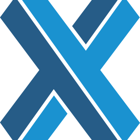 Xometry's X Logo