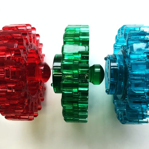 Color matching and custom finishes are available through urethane casting services