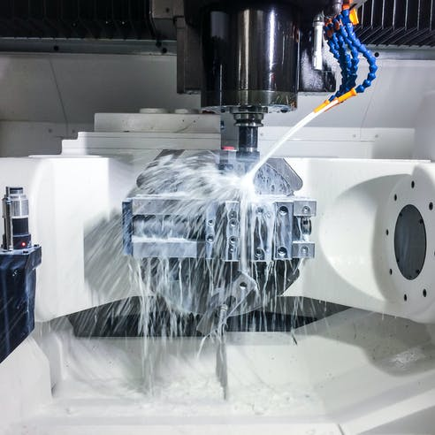 Image of CNC turning