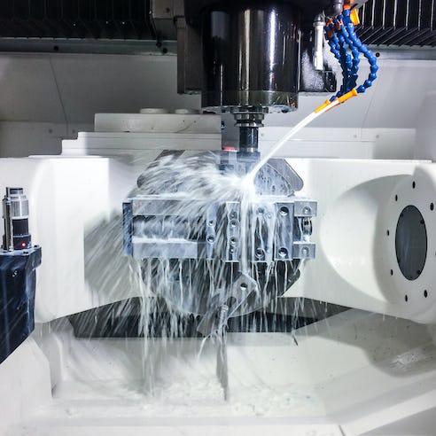 Image of CNC turning