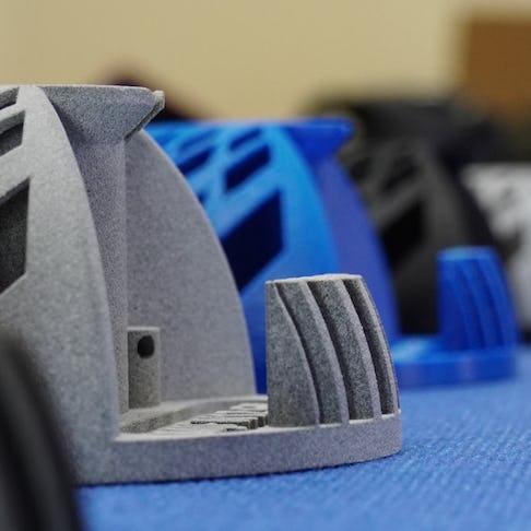 3D Printing Test Parts