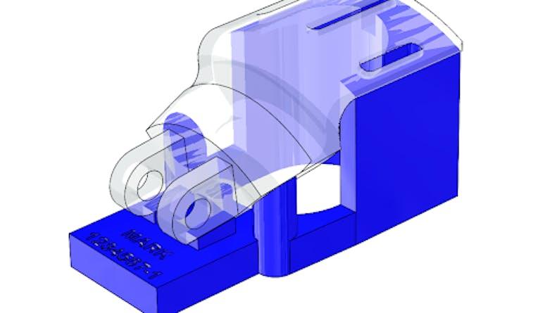 A 3D printable jig