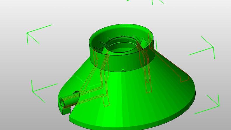 design file for part