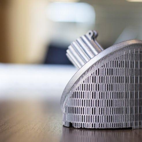 3D Printed Part Houston