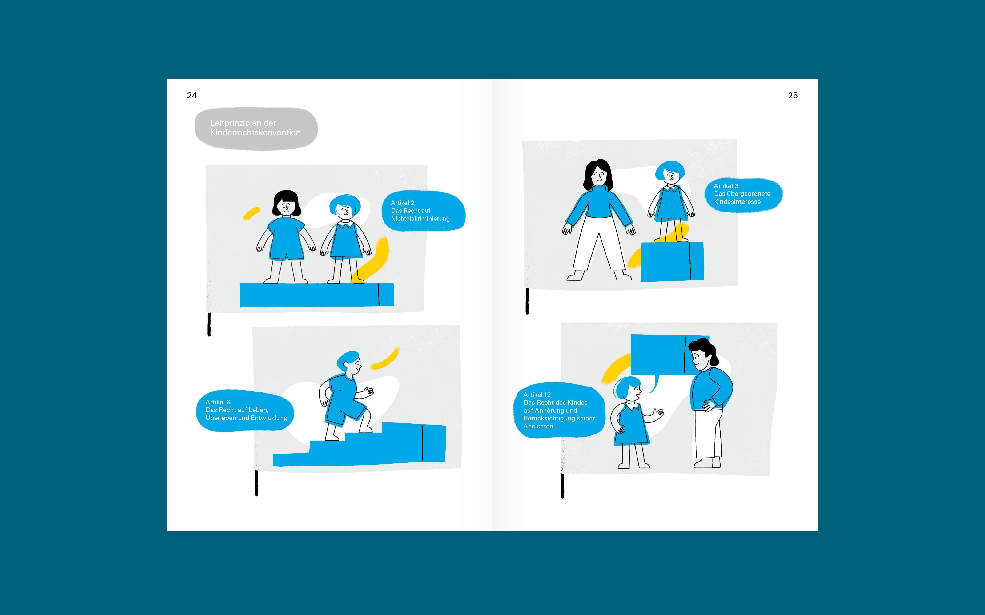 kinderrecht unicef kinderfreundlich lebensraum von superdot studio