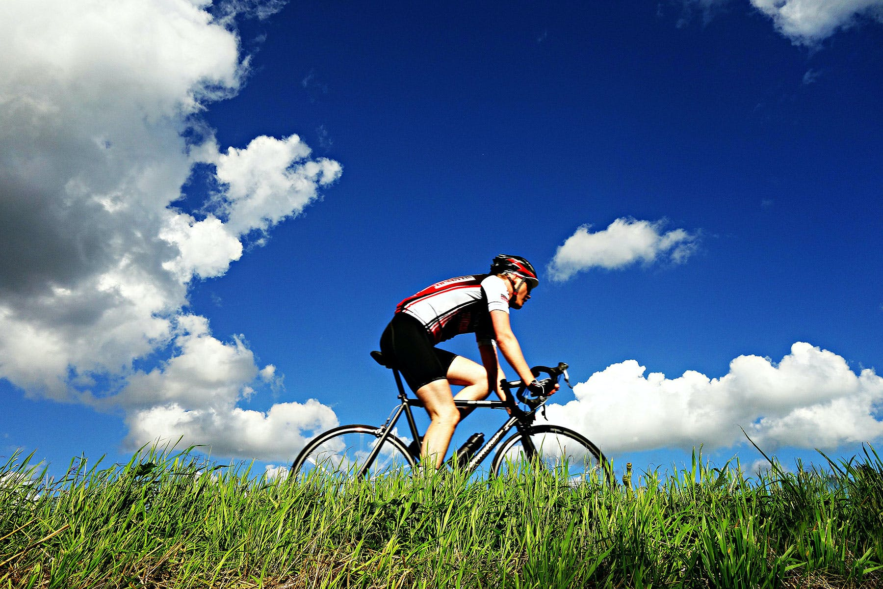 Credit Life Insurance Gives Cyclists Important Debt Cover