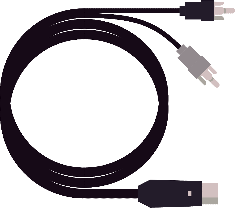 Yamaha VC01 video cable