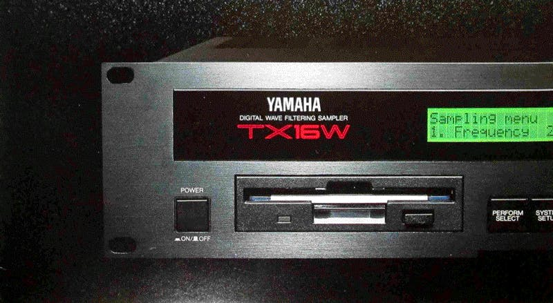 Yamaha TX16W brochure