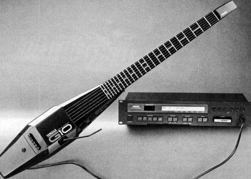 Yamaha G10 system