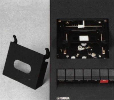 TC-800GL cassette pocket