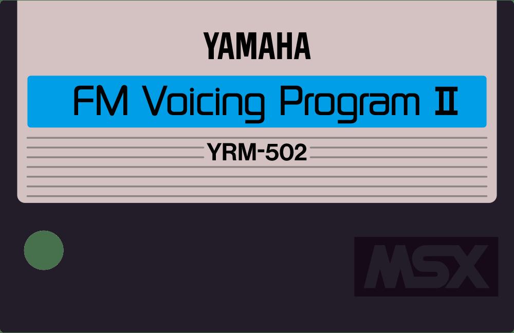 Yamaha YRM502