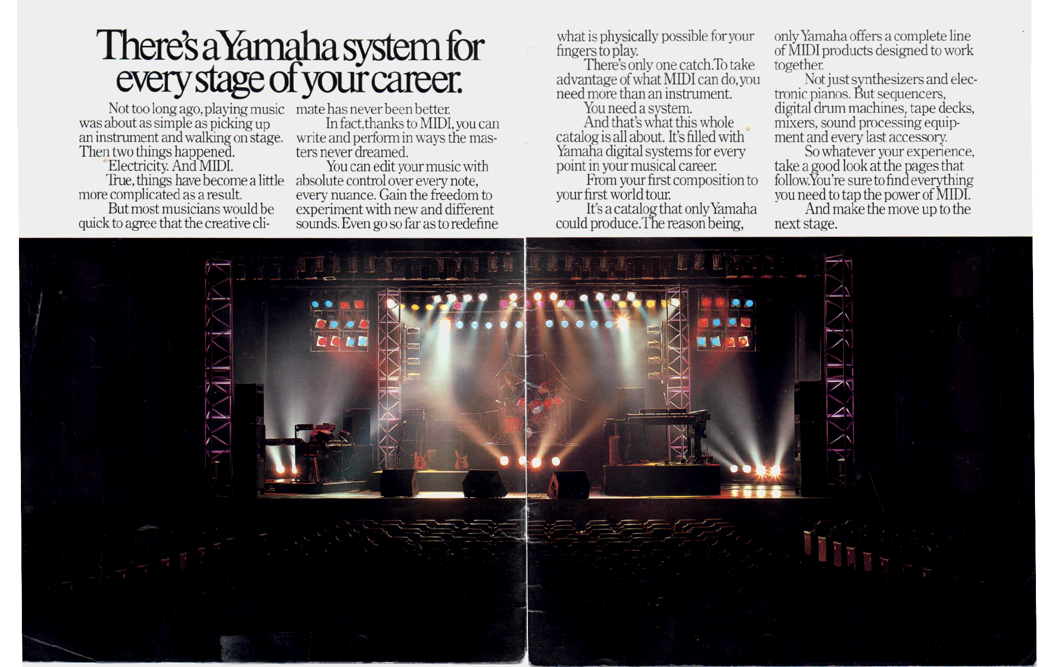 Yamaha digital music systems brochure 2 pdf
