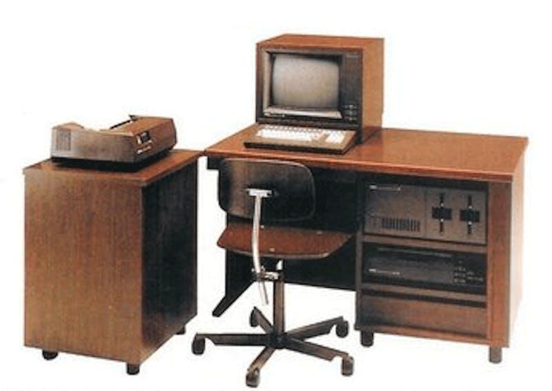 Yamaha GM1 on a YIS desk