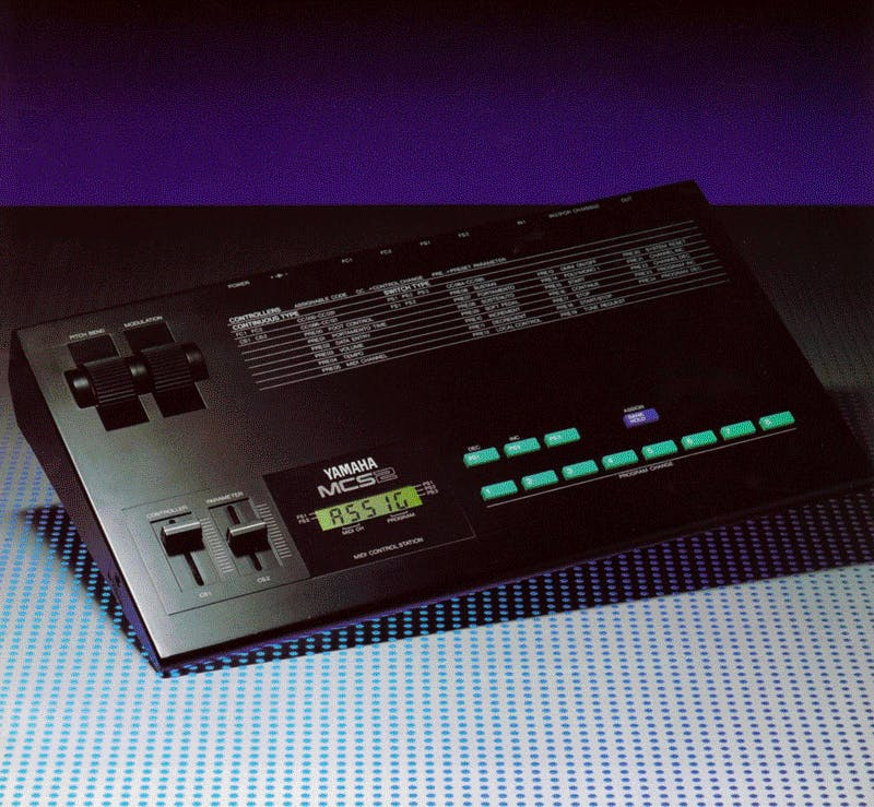 Yamaha MCS2 brochure