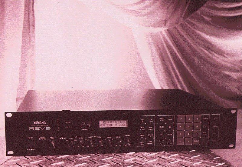 REV5 on Sound On Sound, Nov 1987