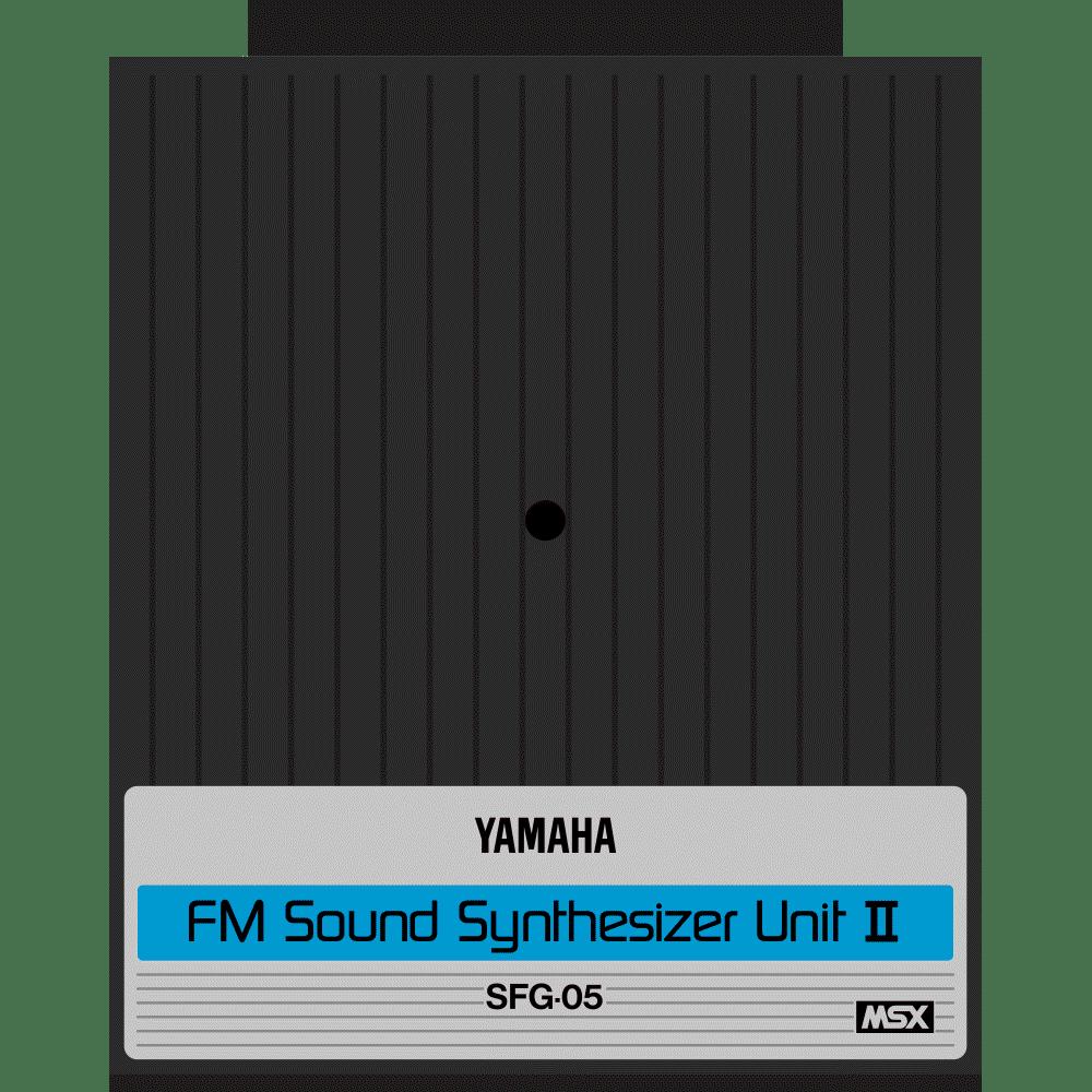 Yamaha SFG05 MSX FM sound synthesizer unit