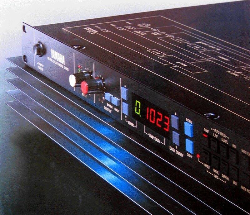 Yamaha D1500 brochure