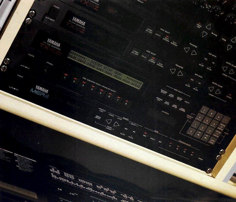 MEP4 on Music Technology, Dec 1987