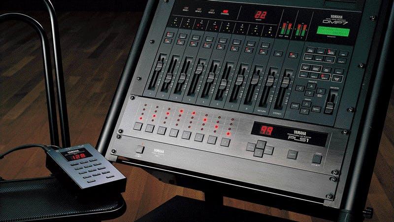 Yamaha DMP7 (source: Yamaha)