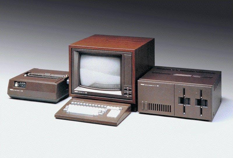 Yamaha Computer YIS System computer