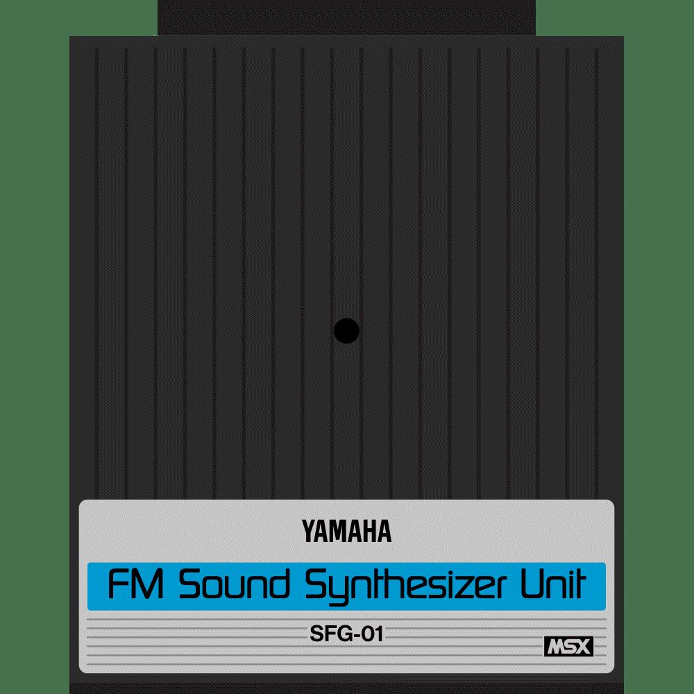 Yamaha SFG01 MSX sound synthesizer unit