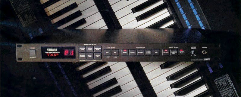 Yamaha TX1P on After Touch