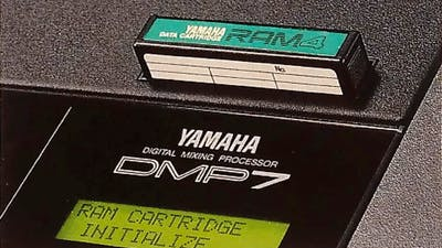 Yamaha DMP7 cartridge