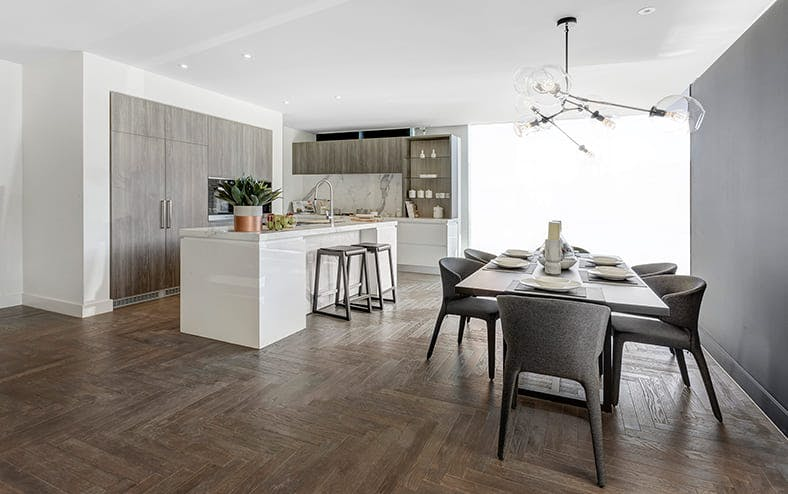 Kitchen | YarraBend: Off the Plan Townhouses, Apartments & Property Melbourne