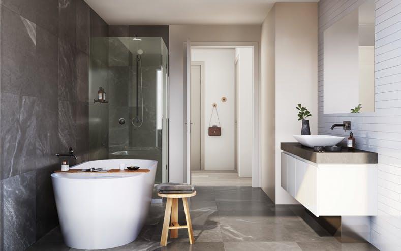 Clean, elegant design
