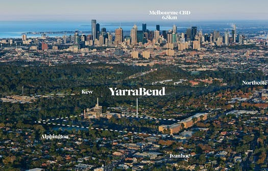 Dubbed the worlds first Tesla Town, YarraBend will change the way you live