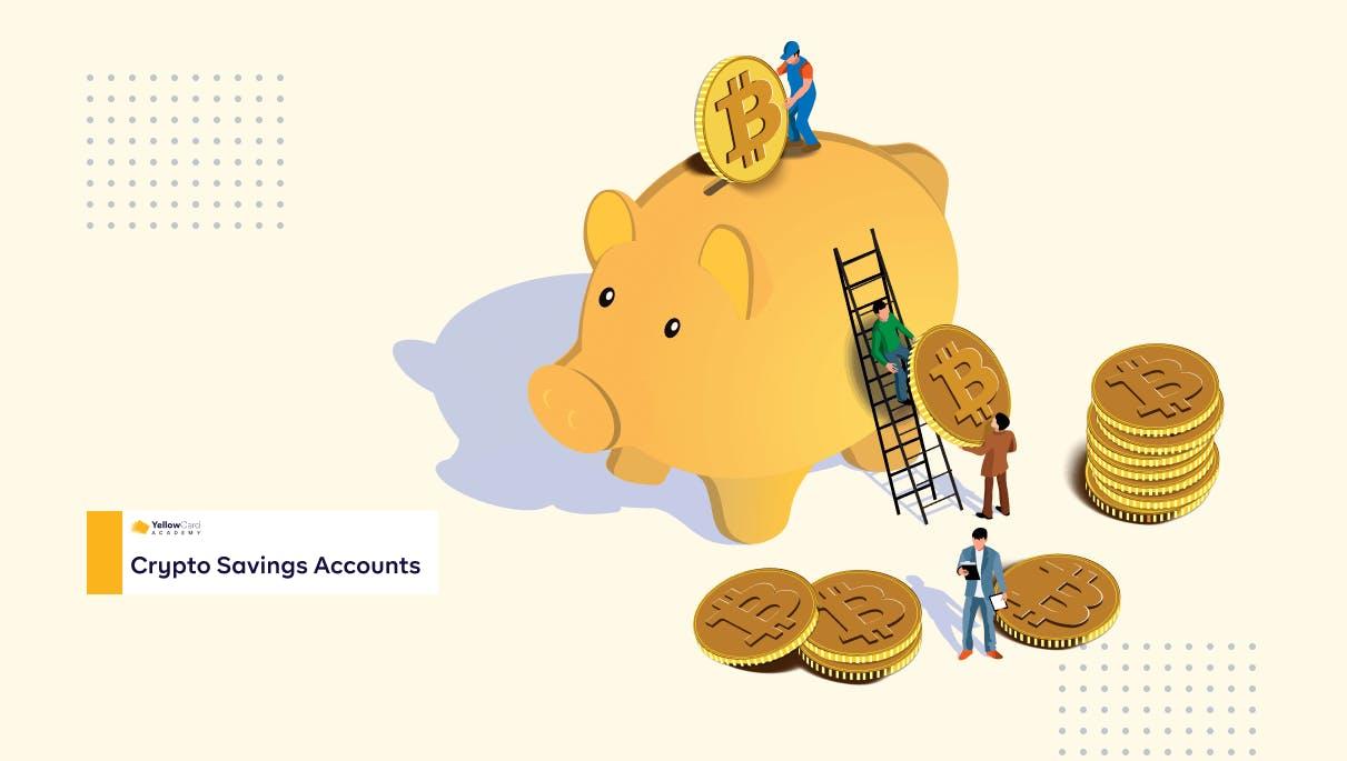 Crypto Savings Accounts