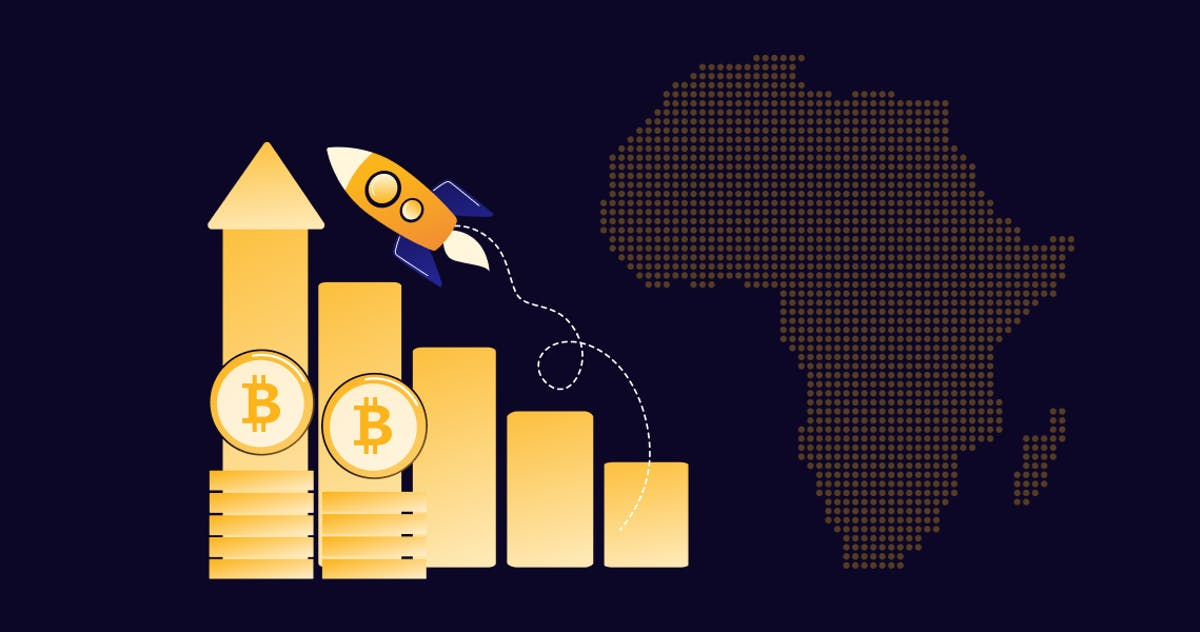 Crypto adoption across Africa increases