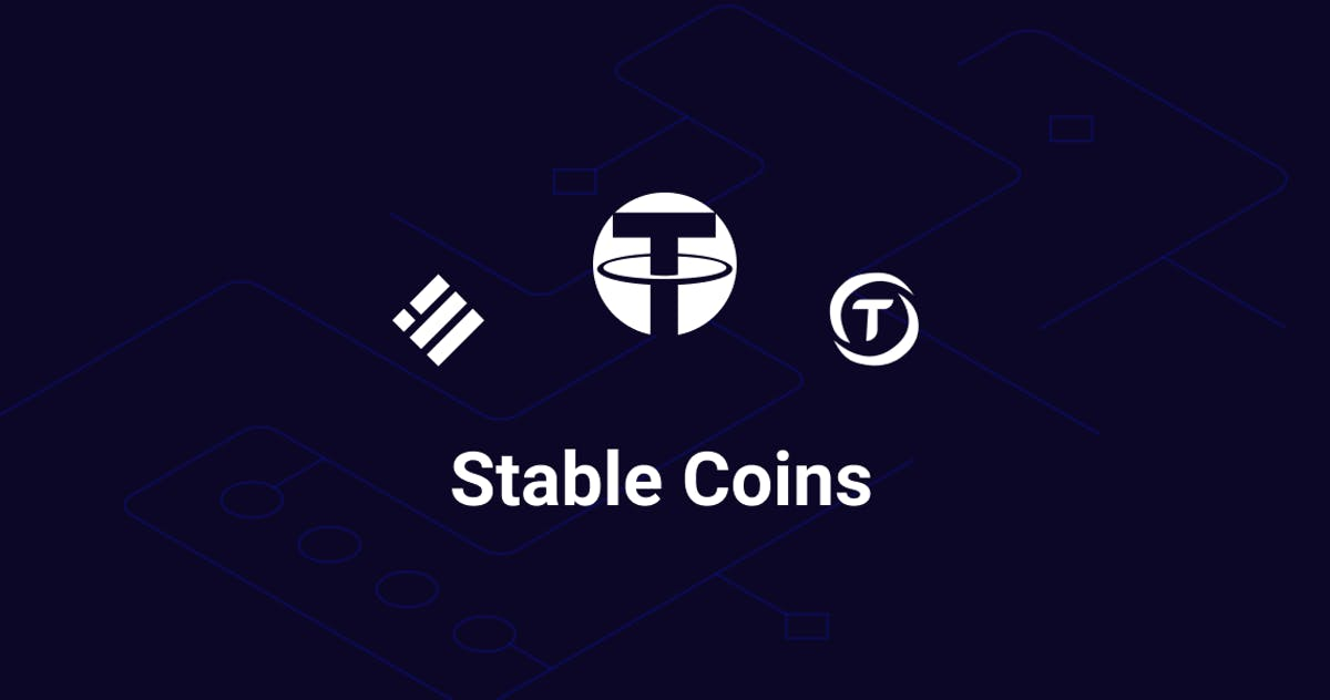 Stablecoins logo - Tether True USD