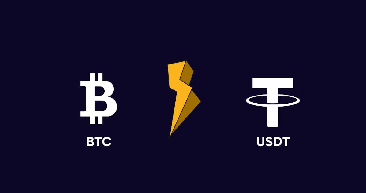 Bitcoin vs USDT