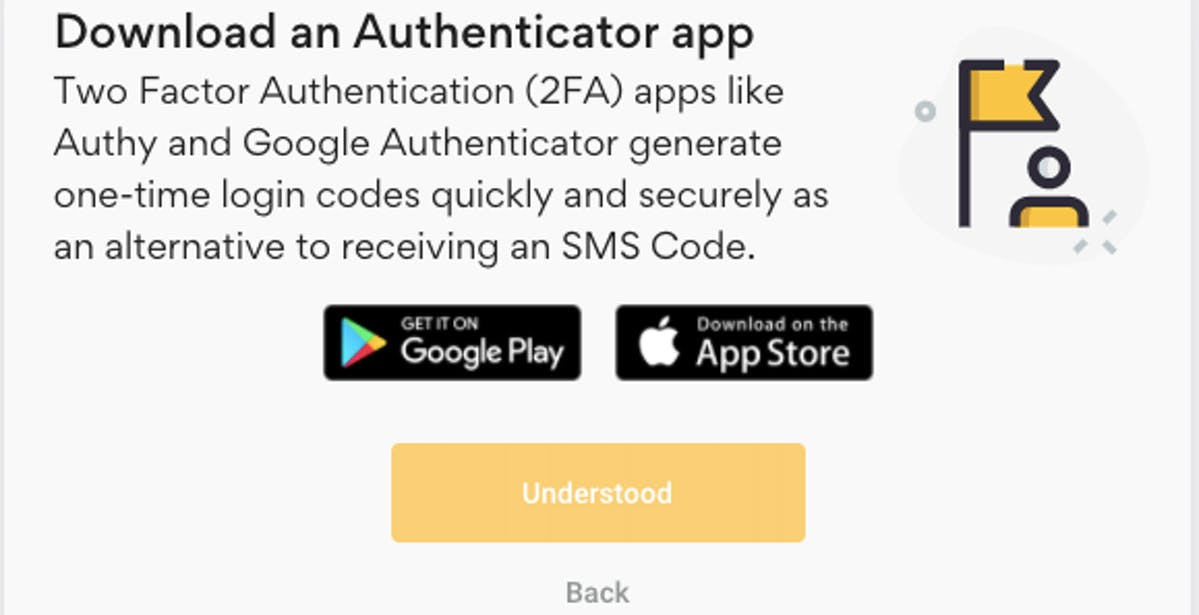 how to download Authenticator app