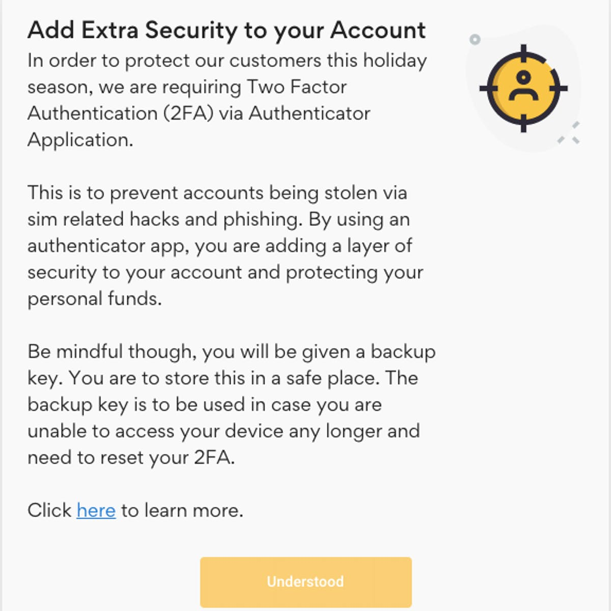 why you need 2fa on your account