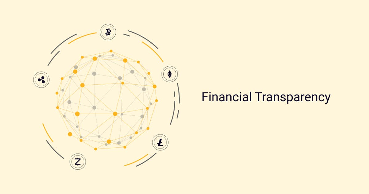 Blockchain and financial transparency