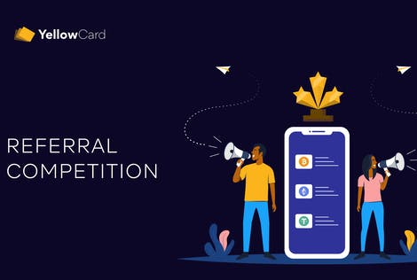 Yellow Card Uganda Referral Competition