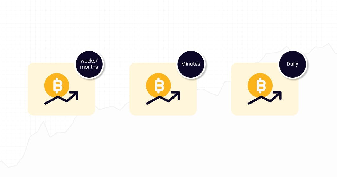 crypto trading styles