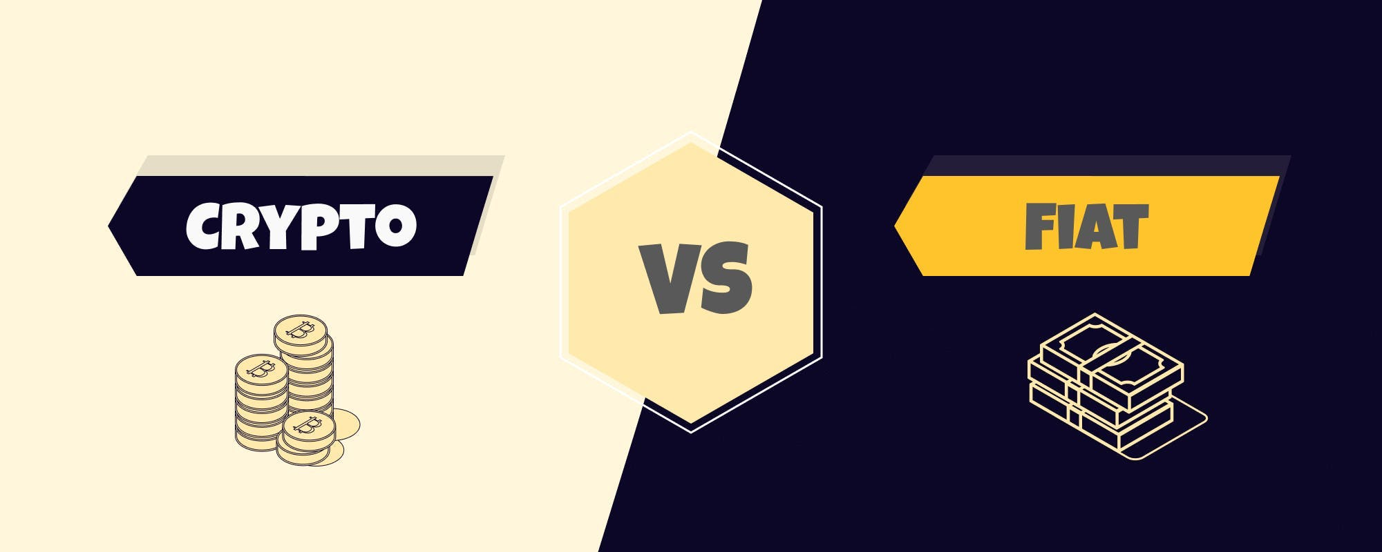 Cryptocurrency versus Fiat | Yellow Card Blog