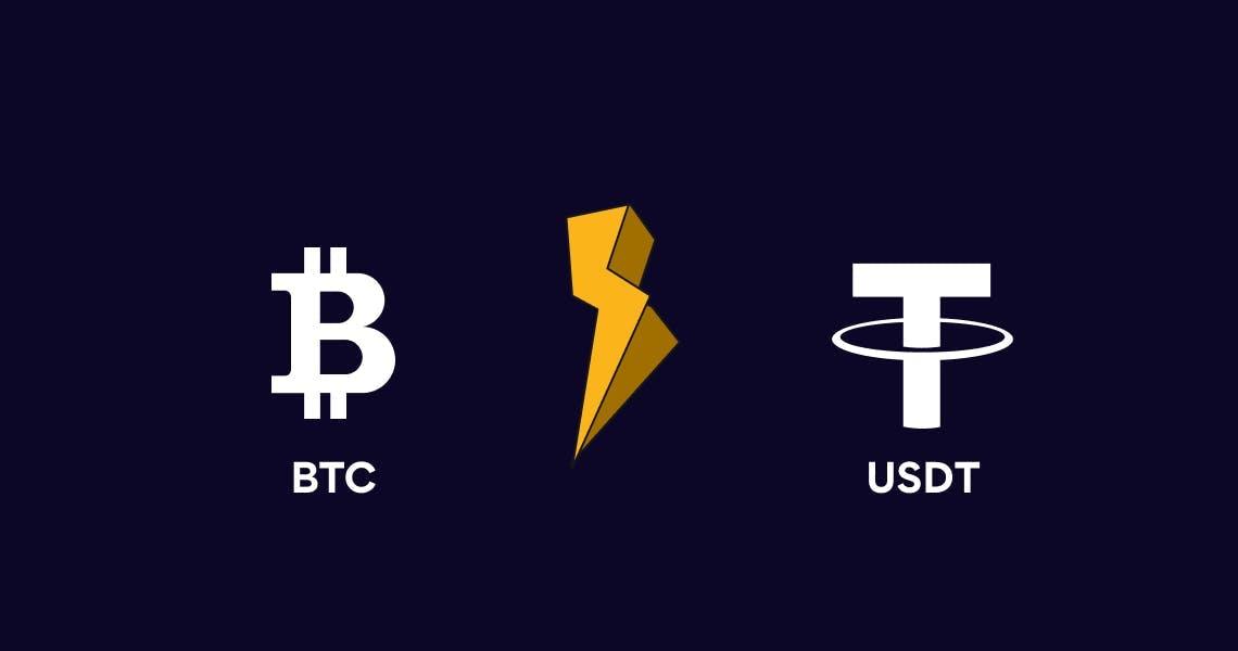 Bitcoin vs Tether