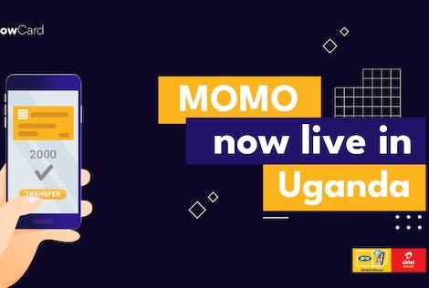 Buy bitcoin in Uganda with Momo