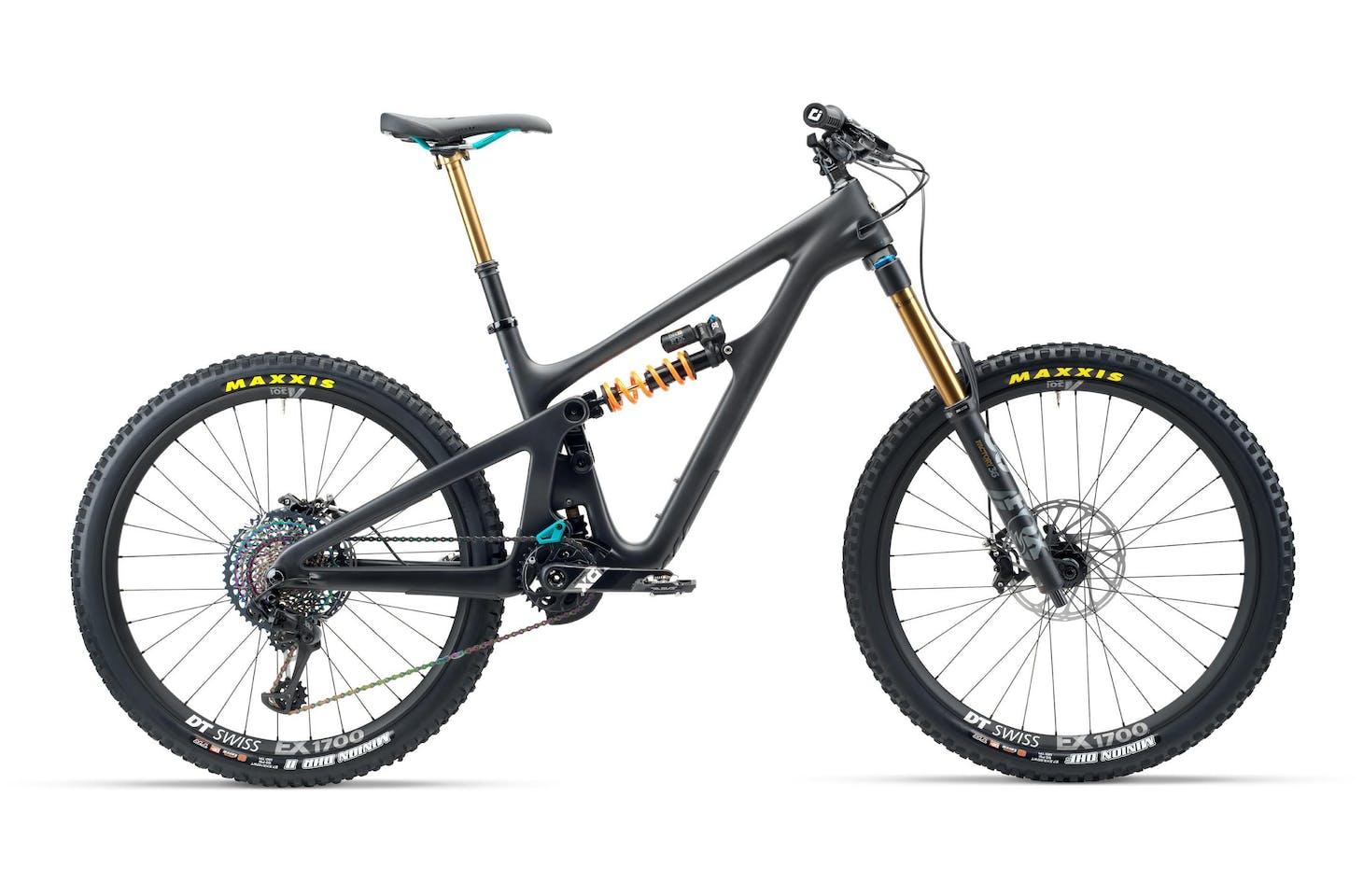 Yeti bike model SB165