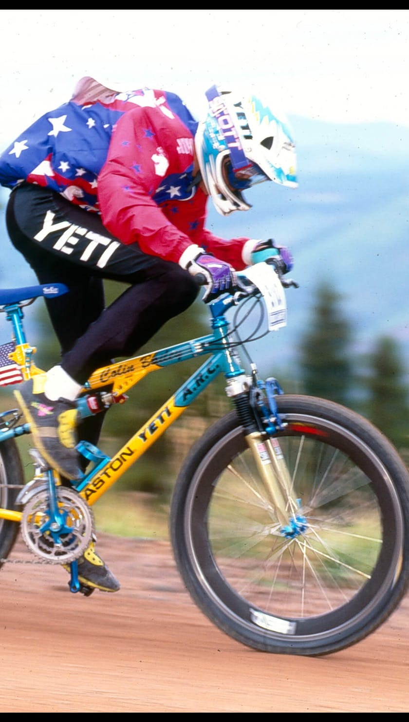 1994 Colin Bailey World Champs Vail CO